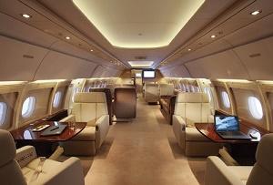 BSc Aviation Interior Design